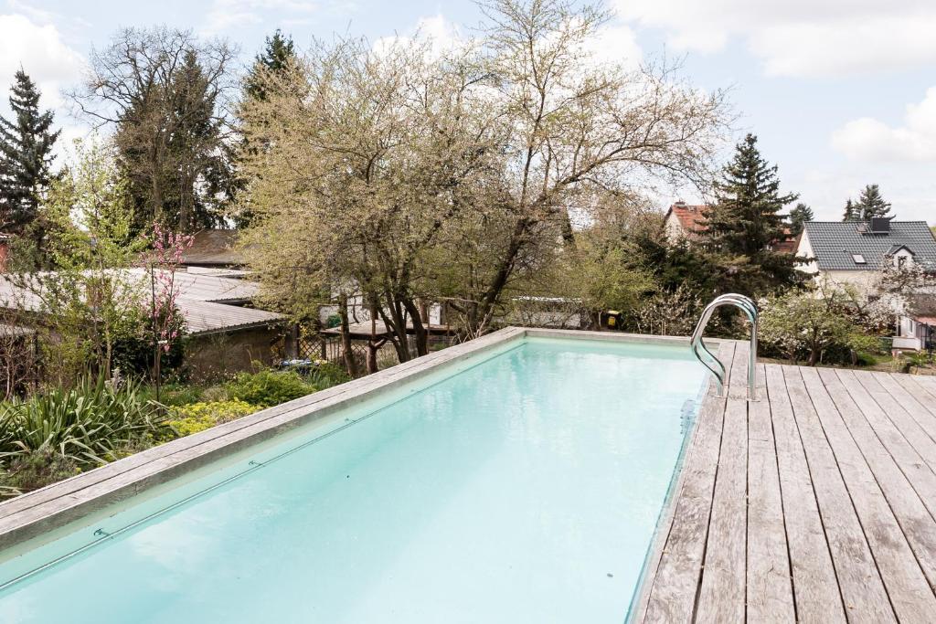 Ferienwohnung Ferienwohnung am Einsteinhaus Caputh ...