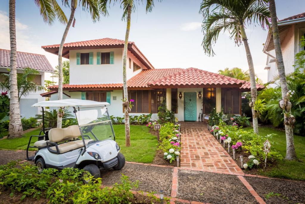 Villa Lucia Casa de Campo, La Romana, Dominican Republic ...
