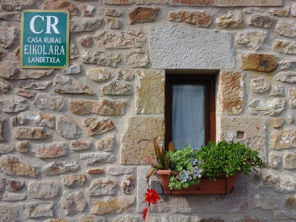 Casa Rural Eikolara Landetxea (España Zalduendo de Álava ...