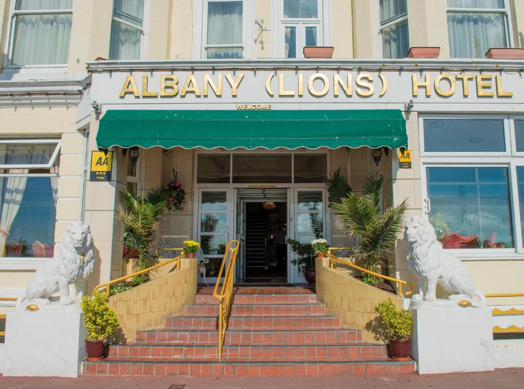 Albany Lions Hotel, Eastbourne – Updated 2019 Prices