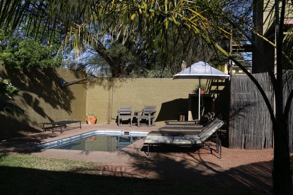 Klein Windhoek datant