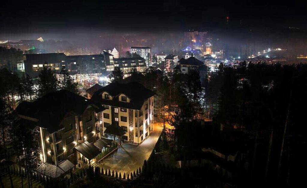 Apartment On Zlatibor Serbia Bookingcom