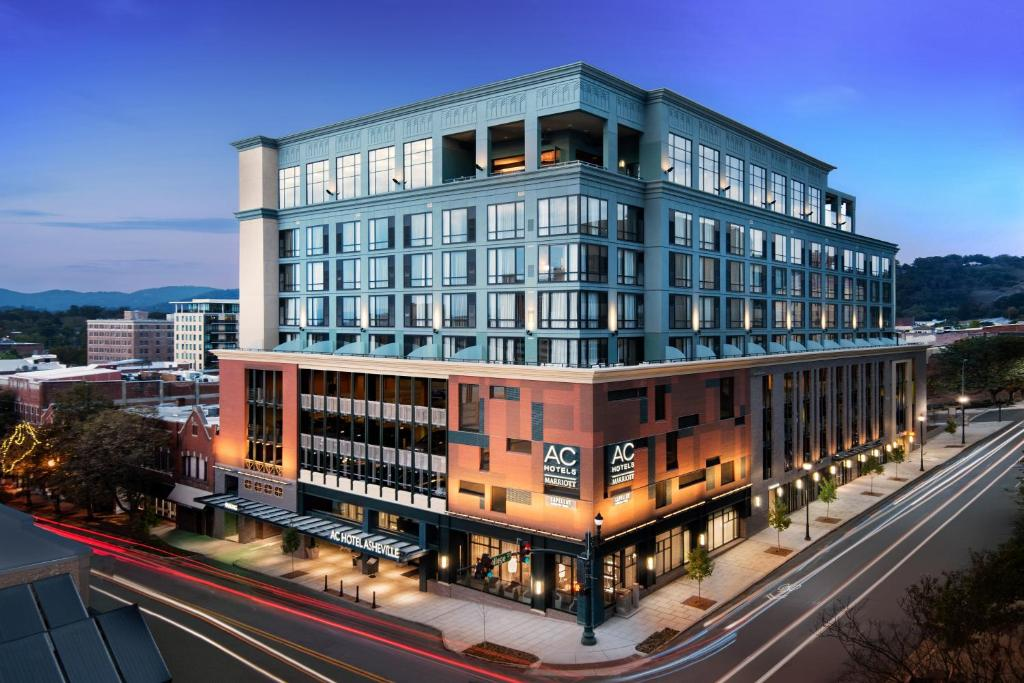 Hotels In Asheville Nc >> Ac Hotel By Marriott Asheville Downtown Asheville Updated