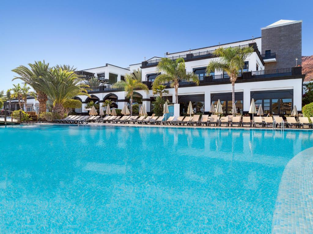 Hotel H10 Rubicón Palace (España Playa Blanca) - Booking.com