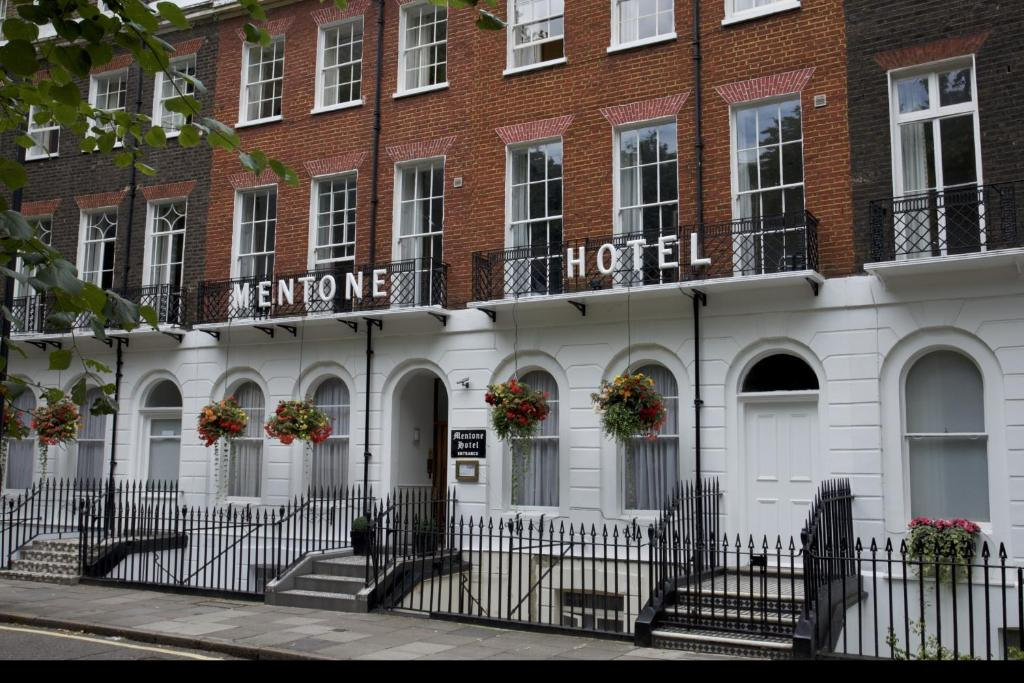 Mentone Hotel Bb London Uk Bookingcom