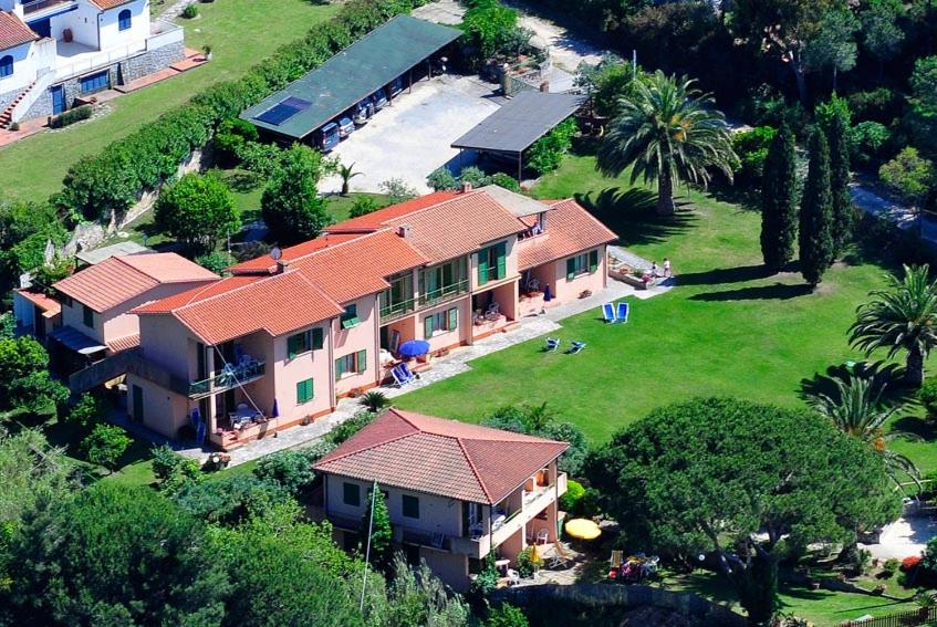 Procchio Elba Karte.Residence Villa Cecilia Procchio Mit Fotos Bewertungen