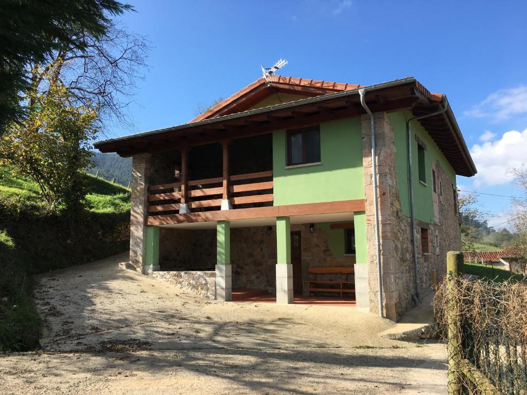 Casa Rural Naguar (España Triongo) - Booking.com