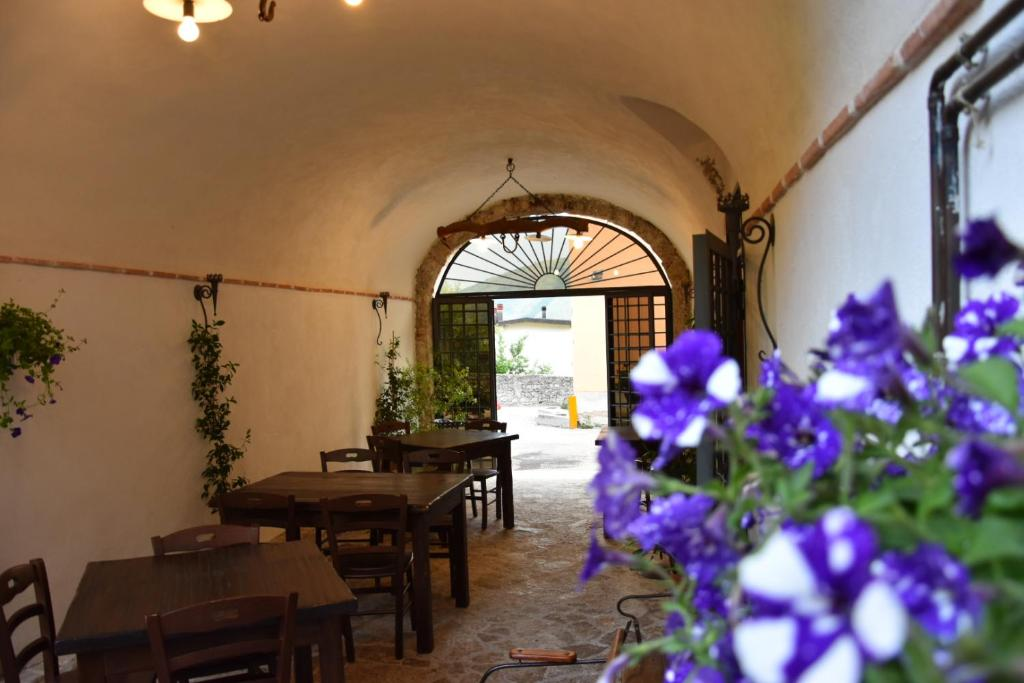 Ristorante o altro punto ristoro di Locanda Corte Dè Guasconi