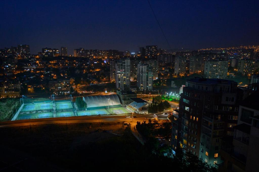 Chavchavadze Apartment