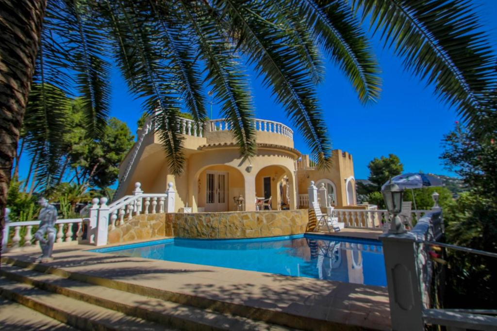 Villa Leila (Spanje Moraira) - Booking.com