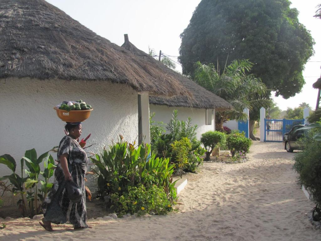 Guests staying at Mussuwam