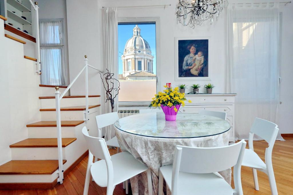 Apartment Panorama Borghese My Rome Italy Booking Com