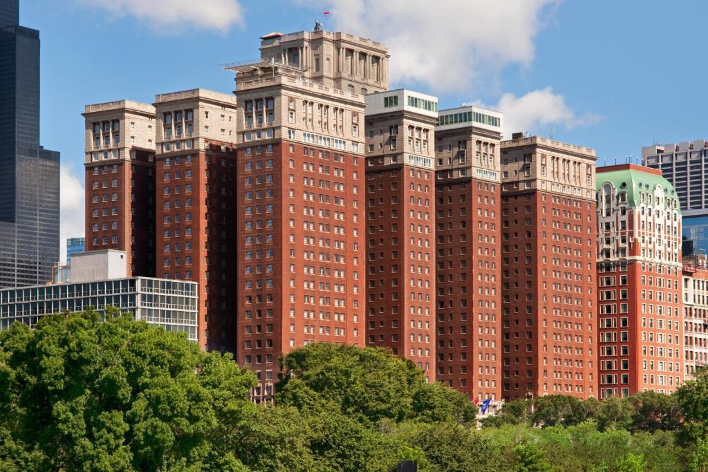 Hotel Hilton Chicago, IL - Booking.com