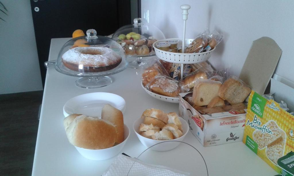 Bread Bin Céramique-Blanc