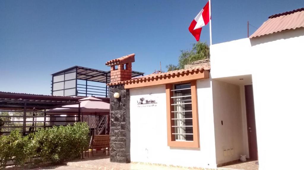 Los Moritas Flats Y Casa Campo Albergo (Perú Arequipa ...