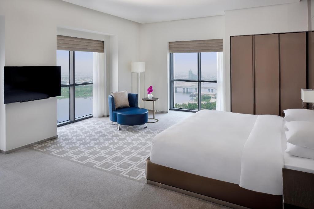 شقق فندقية مساكن حياة ريجنسي كريك هايتس الإمارات دبي Booking Com