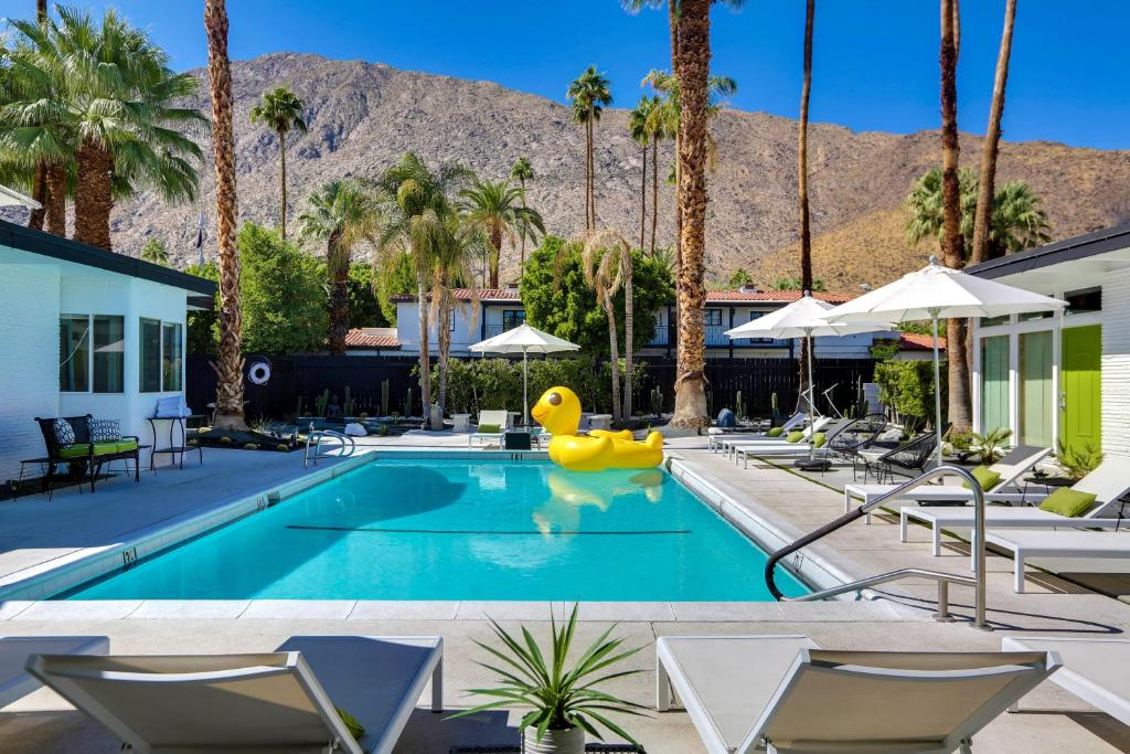 Hotels In Palm Springs >> The Three Fifty Hotel Palm Springs Updated 2019 Prices