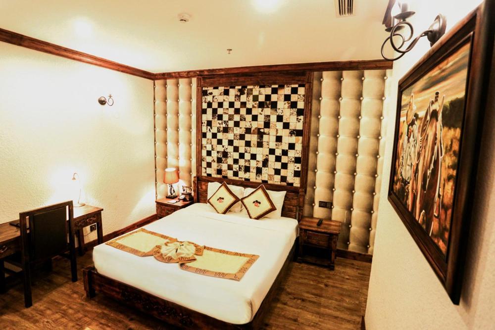 Phòng Cowboy Superior Giường đôi hay 2 Giường đơn