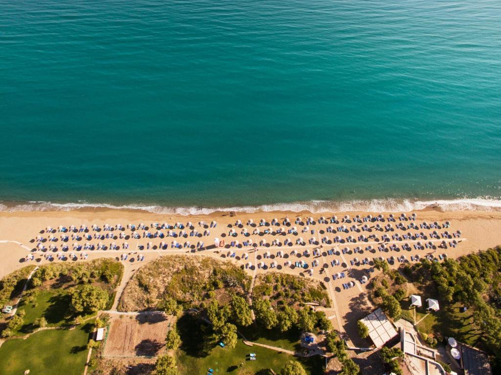 Carte Crete Amoudara.Agapi Beach Resort Premium All Incl Amoudara Herakliou