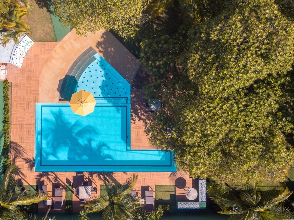 A view of the pool at Pousada Villa Maeva Itacimirim or nearby