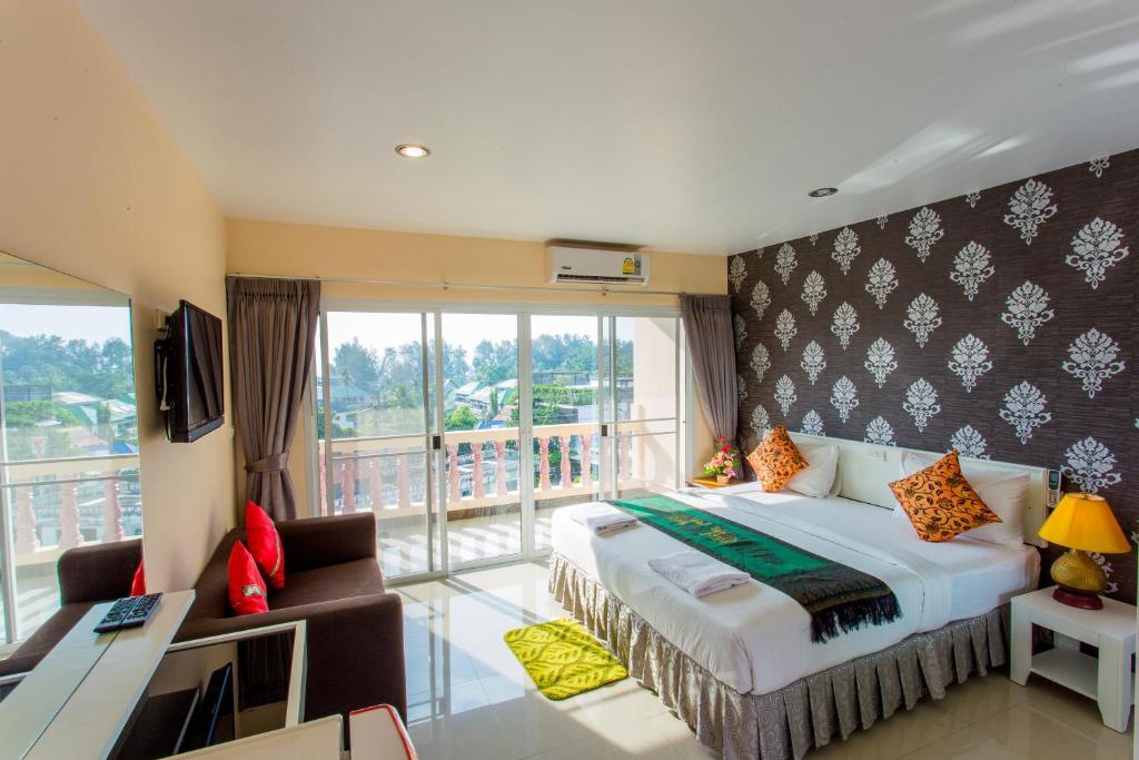Surin Sunset Hotel Surin Beach Thailand Booking Com