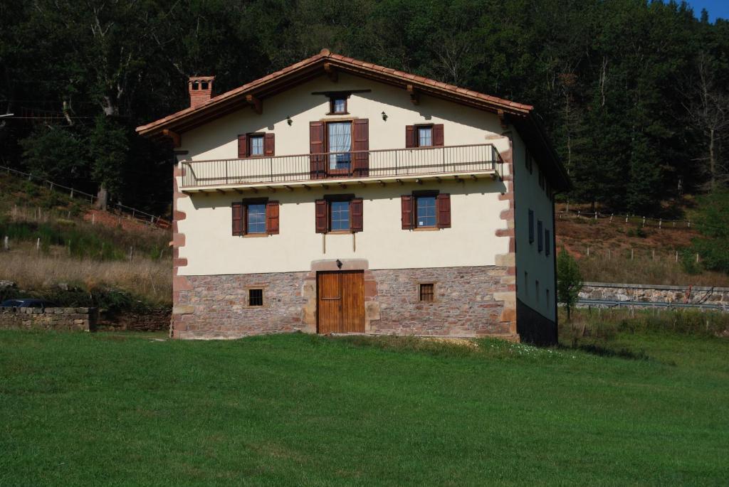 Casa rural Lakoizketa (España Legasa) - Booking.com