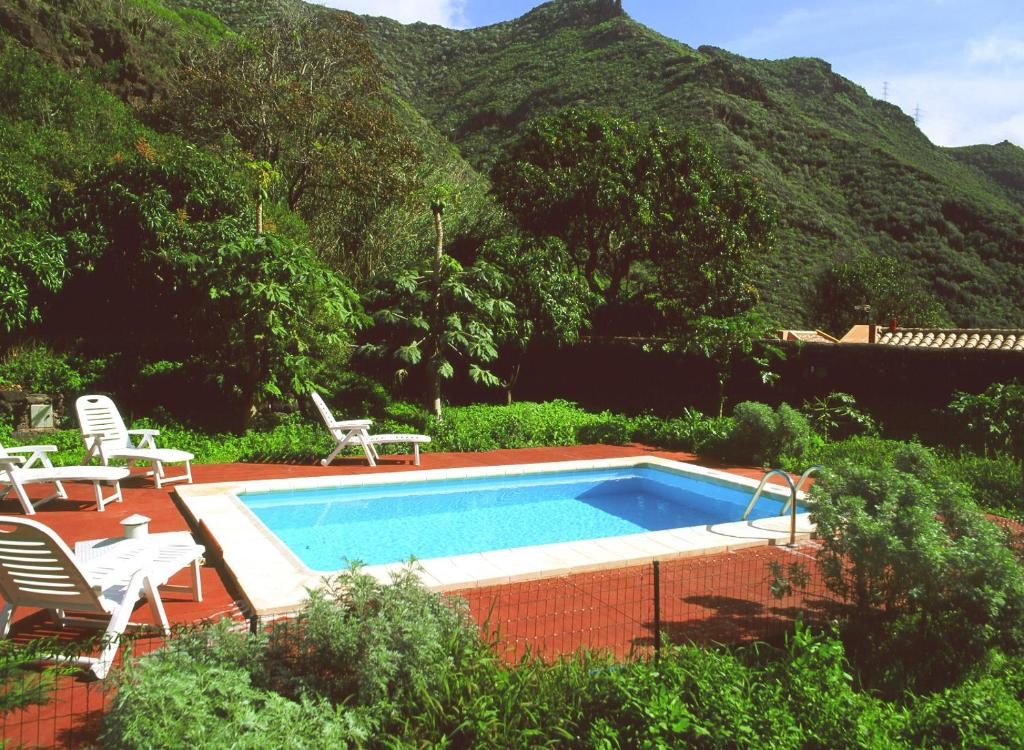 Casa Rural Dos Barrancos (España Santa Cruz de Tenerife ...