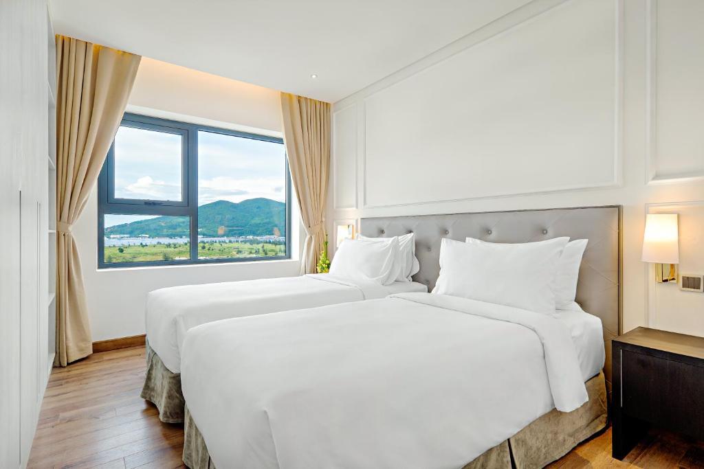 Suite Ở Góc 2 Phòng Ngủ