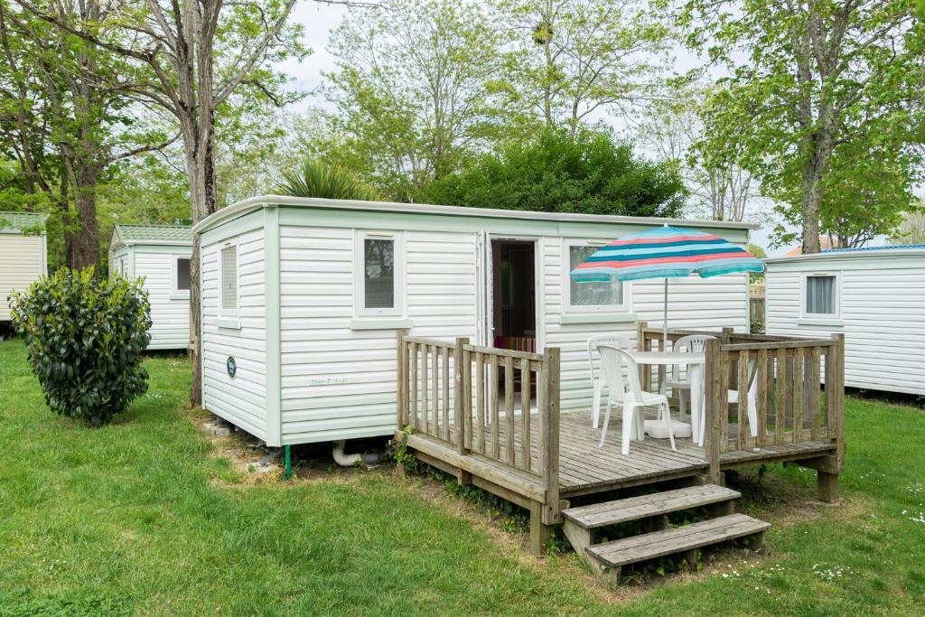 Camping Locations Vacances Atlantique France Saint Augustin