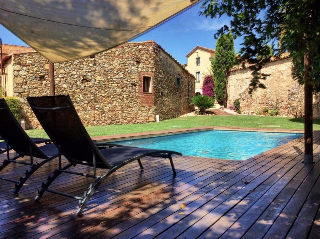Villa Mas Vives (España Cabrils) - Booking.com