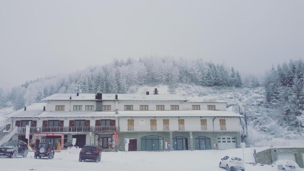 Hotel Buona Stella durante l'inverno
