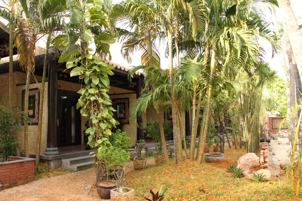 Phòng Tiêu Chuẩn Nhìn Ra Vườn - Phía Đồi