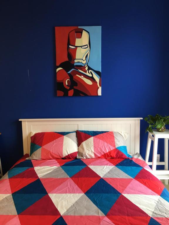 Phòng Superior có giường cỡ Queen
