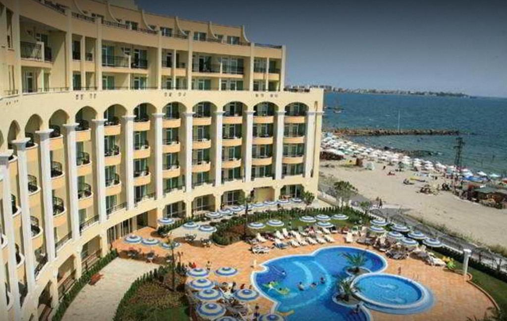 Sunset Resort Studio Pomorie Bulgaria Booking Com