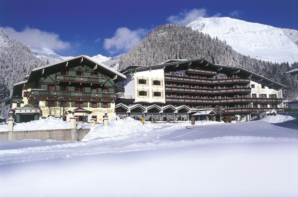 Alpenrose Wellnesshotel im Winter