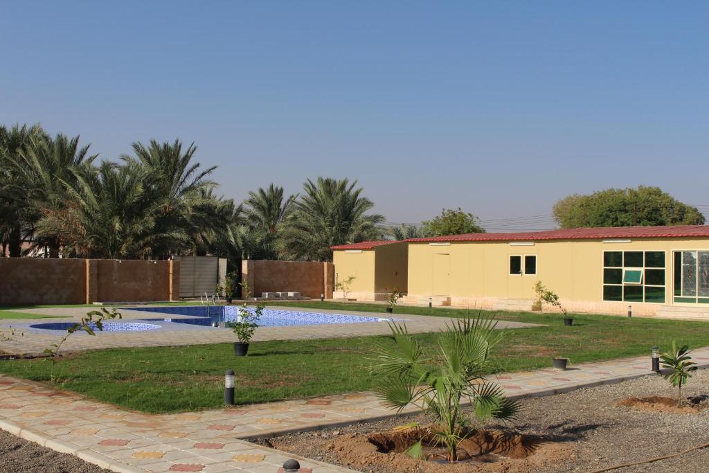 هتل Happy Arabia Chalet