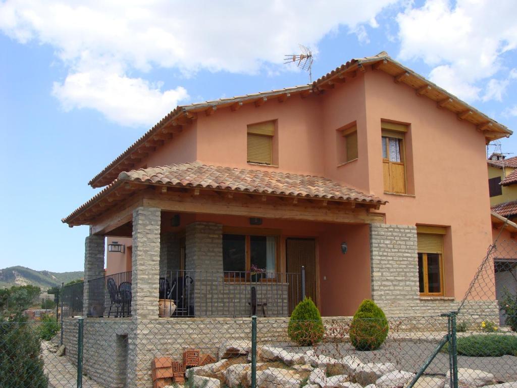 Casa Los Lagos, Alcalá de la Selva – Precios actualizados 2019