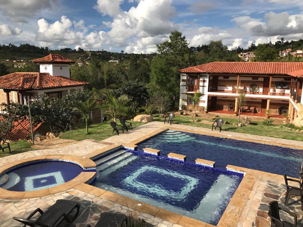 Hotel Casa Cantabria Campestre, Villa de Leyva (con fotos y ...