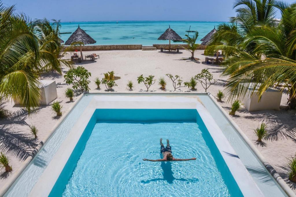 Nur Beach Hotel Jambiani Tanzania
