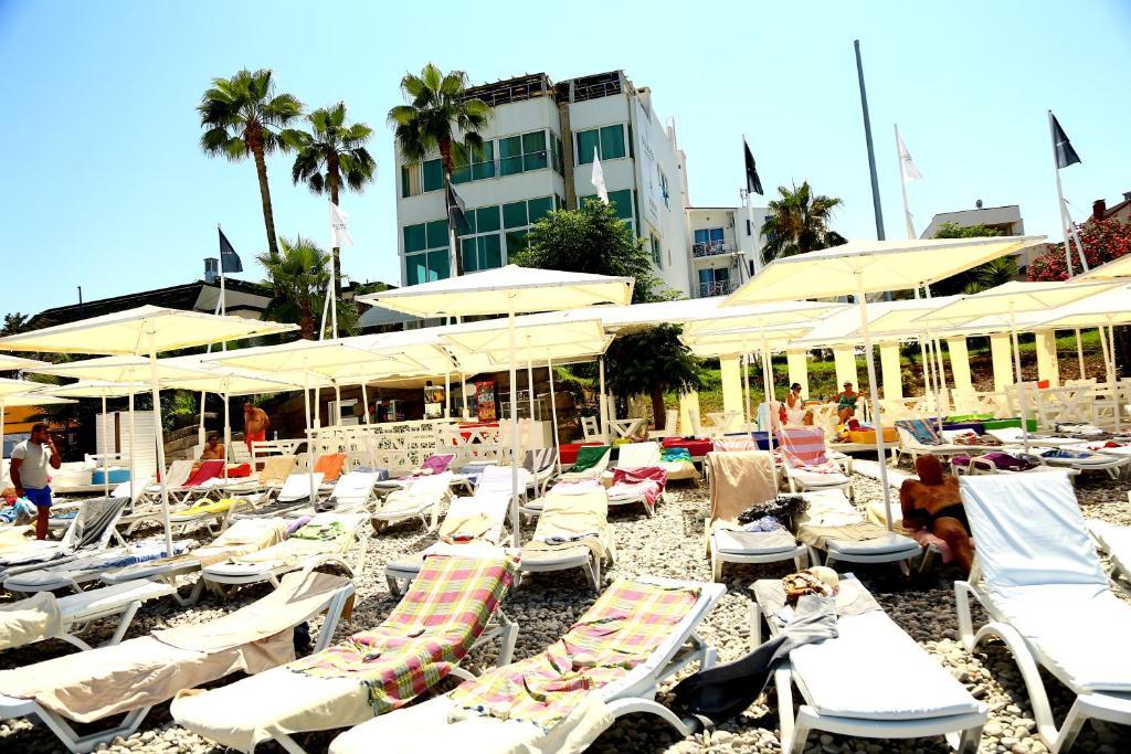 отели турции Olimpos Beach Hotel by RRH&R 3*