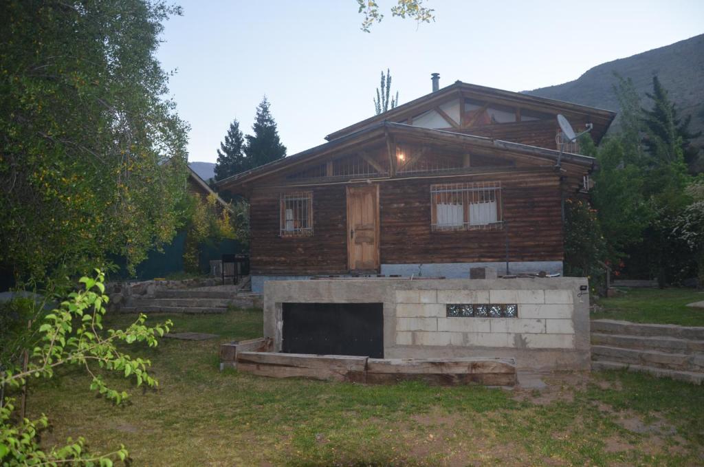 Vakantiehuis Casa de Montaña El Ingenio (Chili San José de ...