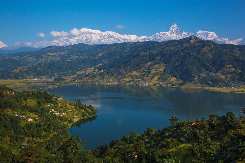 Hotel Asia, Pokhara, Nepal - Booking com