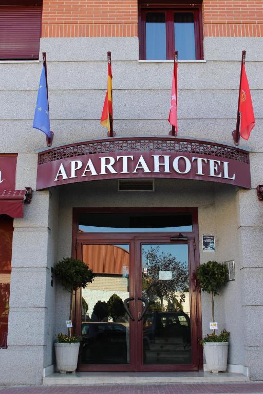 Apartahotel Villa de Parla, Parla (with photos & reviews ...