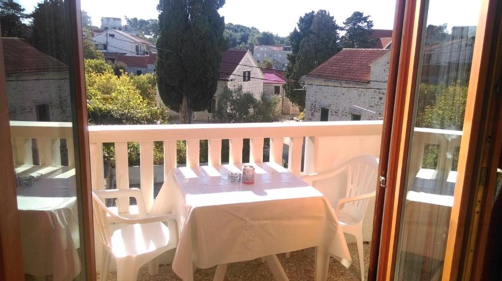 Ein Balkon oder eine Terrasse in der Unterkunft Guest House Marija