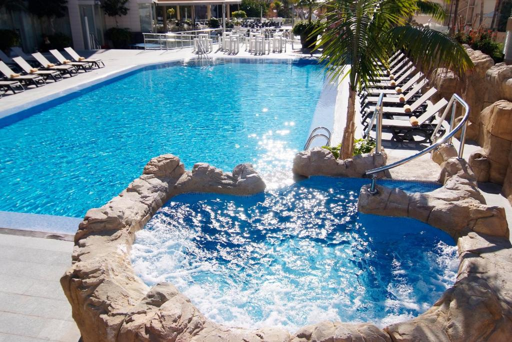 The swimming pool at or near Sandos Monaco All Inclusive
