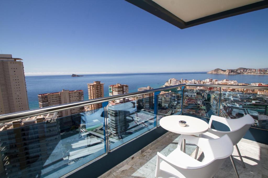 Hotel Madeira Benidorm (España Benidorm) - Booking.com