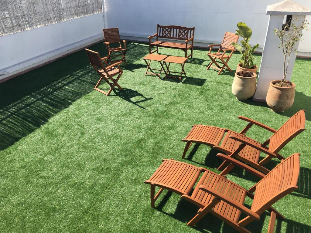 Appartement de luxe avec jardin privé., Casablanca – Tarifs 2019