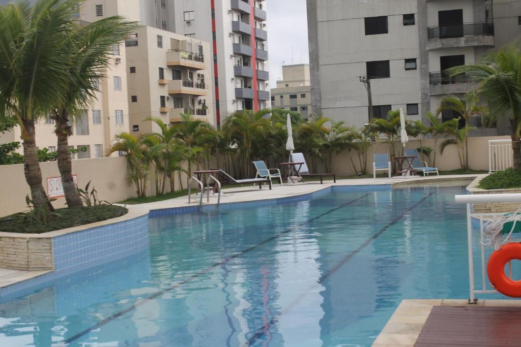 Apartamento Dois Quartos - Condominio Twice Guaruja