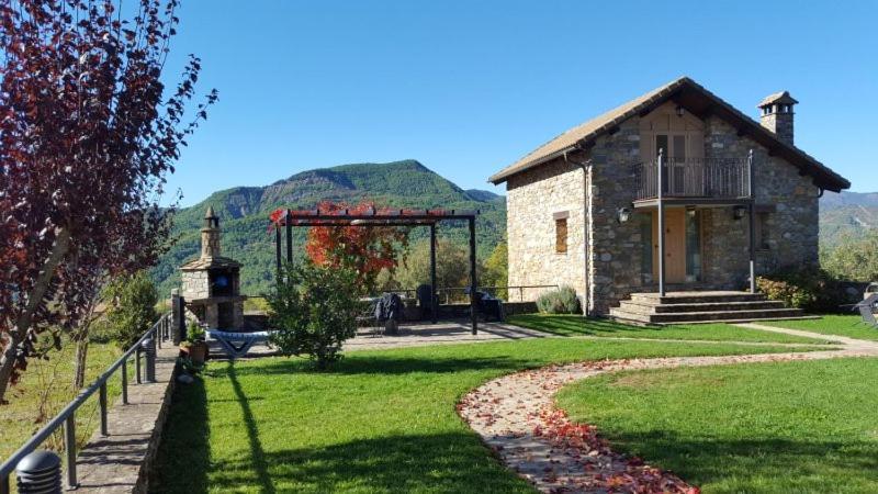 Casa de campo Casas Cleto - Laspuña (España Laspuña ...