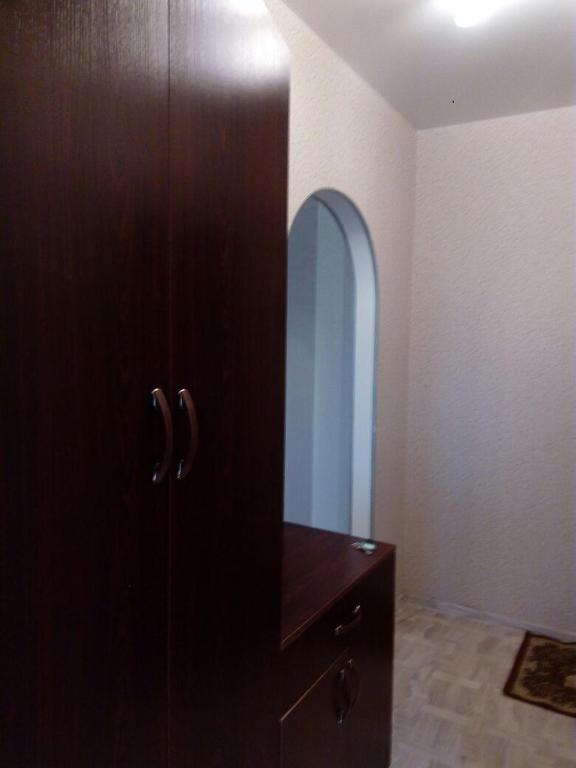 A bathroom at Gostinicha Zlato Apartment Egorova 10
